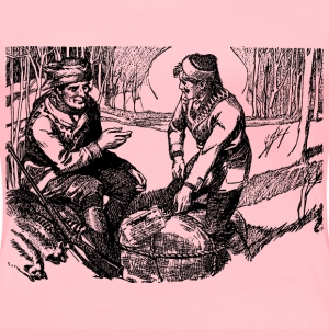 Fur Trappers - Women's Premium T-Shirt