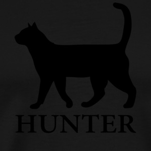 Feline Hunter - Men's Premium T-Shirt