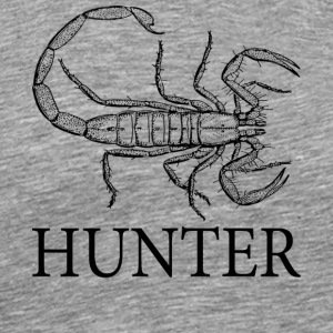 Scorpion Hunter - Men's Premium T-Shirt