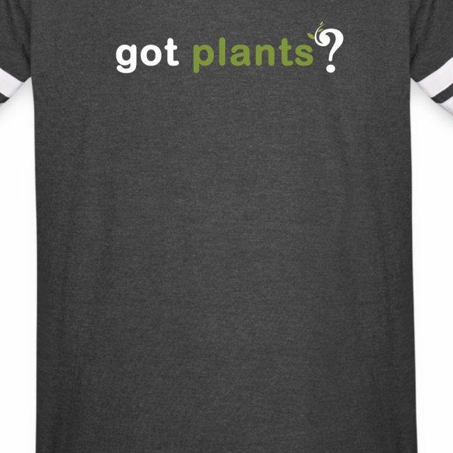 Got Plants?
