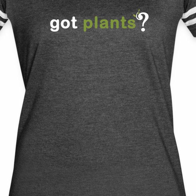 Ladies Got Plants?