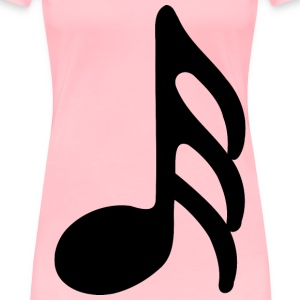 thirtysecond note - Women's Premium T-Shirt