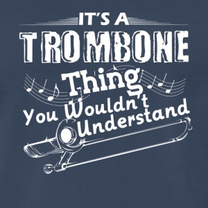 Trombone Clothing - Men's Premium T-Shirt