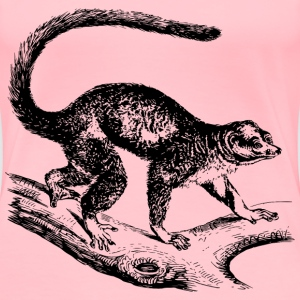 Mongoose lemur - Women's Premium T-Shirt
