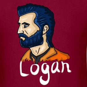 Logan Wolverine T-Shirts - Men's T-Shirt