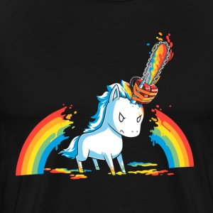 Pony rainbow - Men's Premium T-Shirt