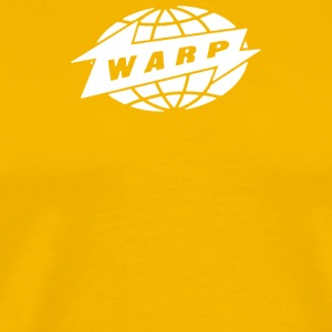 Warp Records Record Label copy - Men's Premium T-Shirt