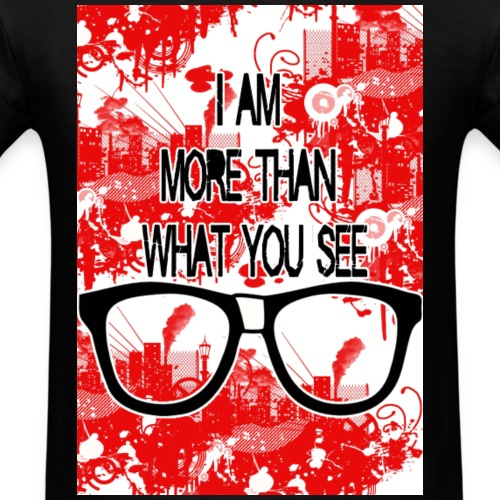 Eyeglass- Iam more than what you see