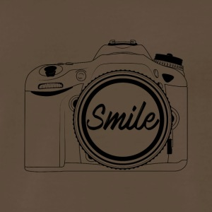 Smile to the camera - Men's Premium T-Shirt
