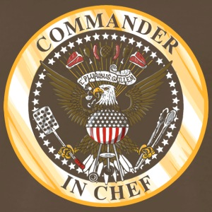 Commander in Chef - Men's Premium T-Shirt