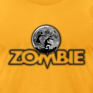 NIGHTZOMBIE T-Shirts - Men's T-Shirt by American Apparel