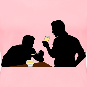 Eating and Drinking - Women's Premium T-Shirt