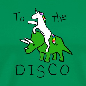 Pony Rhino disco - Men's Premium T-Shirt