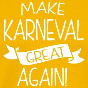 Make Karneval great again! - Men's Premium T-Shirt