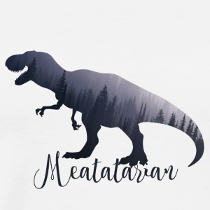 Meatatarian - Men's Premium T-Shirt