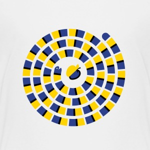 Optical Illusion 35A Kids' Shirts - Kids' Premium T-Shirt