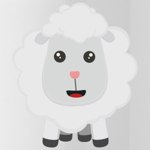 Cute little sheep U9ny3 Sportswear - Water Bottle