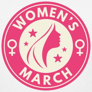 Women's March - Women's T-Shirt