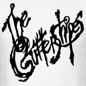 The Guttersnipes Logo 1 - Men's T-Shirt