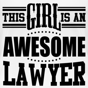 LAWYER 111.png T-Shirts - Women's Premium T-Shirt