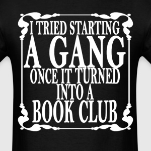 book_club_gang_ - Men's T-Shirt