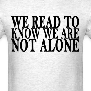 book_for_not_alone_ - Men's T-Shirt