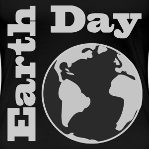 earth day 12121212.png T-Shirts - Women's Premium T-Shirt