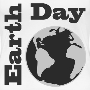 earth day 12121.png T-Shirts - Women's Premium T-Shirt