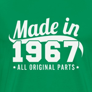Made in 1967 - Men's Premium T-Shirt