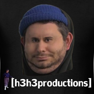 h3h3productions Ethan Klein T-Shirts - Men's T-Shirt