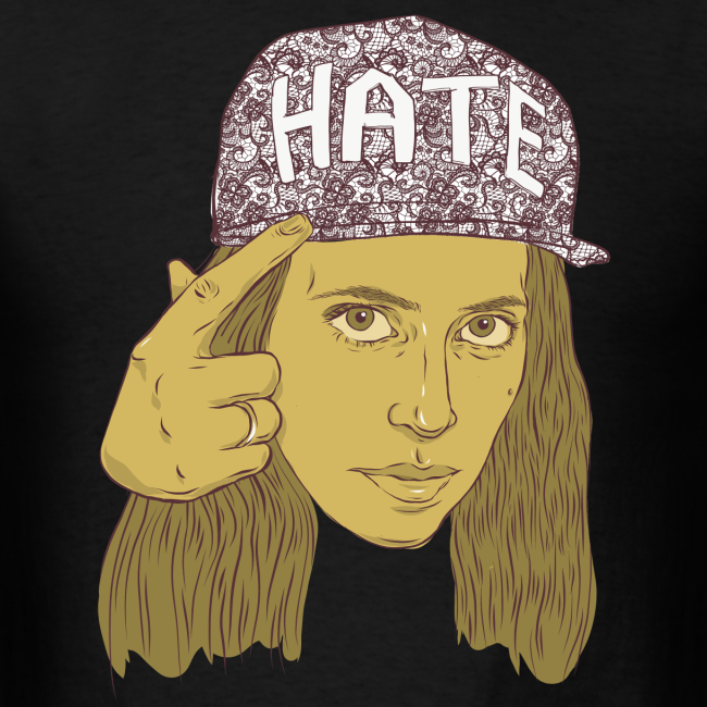 Hila Klein's Hate Hat