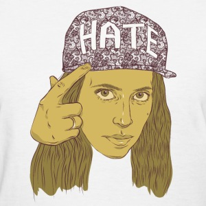 h3h3production hate hat T-Shirts - Women's T-Shirt