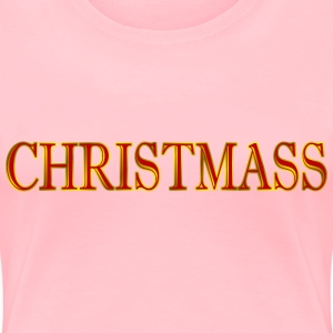 Christmass - Women's Premium T-Shirt
