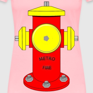 Hydrant (Improved) - Women's Premium T-Shirt