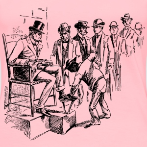 Shoe Shine - Women's Premium T-Shirt