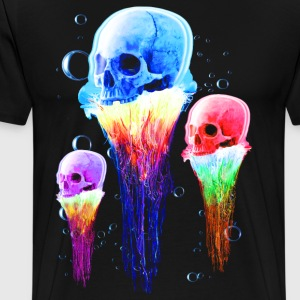 Jelly Skulls - Men's Premium T-Shirt