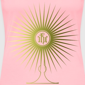 Monstrance - Women's Premium T-Shirt