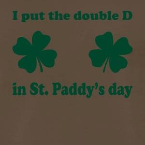 paddy double d - Men's Premium T-Shirt
