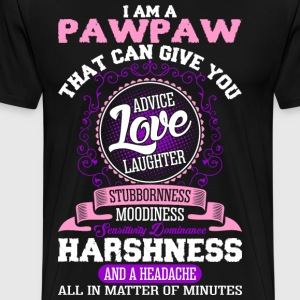 I Am A Pawpaw T-Shirts - Men's Premium T-Shirt