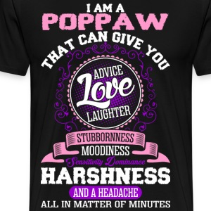 I Am A Poppaw T-Shirts - Men's Premium T-Shirt