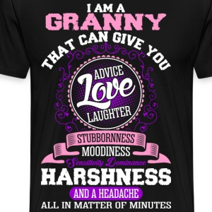 I Am A Granny T-Shirts - Men's Premium T-Shirt