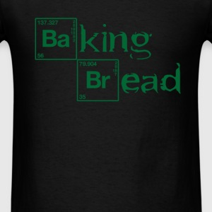 Baking - Baking Bread - Men's T-Shirt