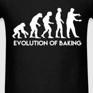 Baking - Evolution of baking - Men's T-Shirt
