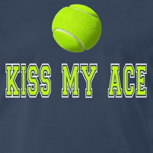 Kiss My Ace T-Shirts - Men's Premium T-Shirt