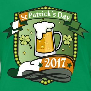 St Patrick's Day - Women's Premium T-Shirt