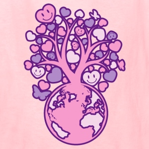 The_Mother_Tree - Kids' T-Shirt