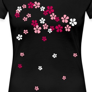 cherry blossom festival simple T-Shirts - Women's Premium T-Shirt