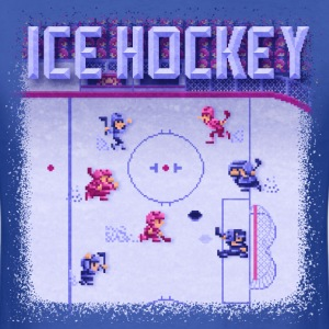 Hockey Ice T-Shirts - Men's T-Shirt