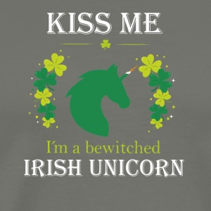 Irish Unicorn - Men's Premium T-Shirt