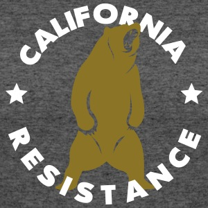 CALIFORNIA_RESIS T-Shirts - Women's 50/50 T-Shirt